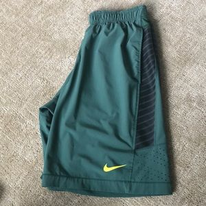 Nike Oregon Ducks Basketball Shorts